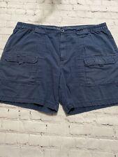 Magellan Sportswear  Men's Blue Size 42 Cargo shorts