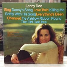 EXC LP~LENNY DEE~Sing/Danny's Song/Love Train/Killing Me Softly With His Song/Ev