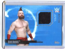 WWE Sheamus 2017 Topps Undisputed Event Worn Shirt Relic Card SN 21 of 199