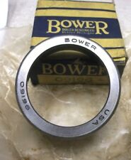 Vintage Bower 96160 Tapered Roller Bearing Cup