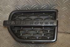 LAND ROVER DISCOVERY IV Blende Seitengrill Emblem Kotflügel Links AH22-16A415BAW