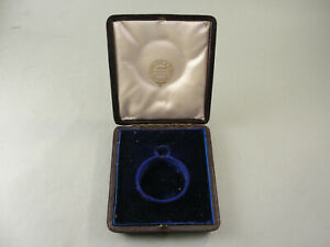 Victorian POCKET WATCH BOX / CASE c1900