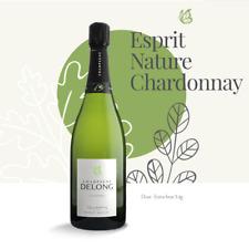 6 BOTTLES CHAMPAGNE CUVEE ESPRIT NATURE CHARDONNAY - MARLENE DELONG