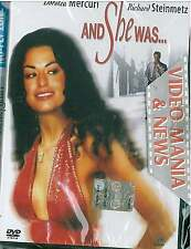 AND SHE WAS DVD con DOROTEA MERCURI RICHARD STEIMETZ