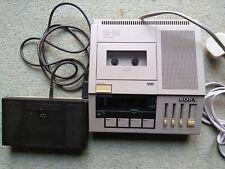More details for sony bm-147 court conference cassette transcriber