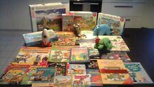 Kinderbücher Ravensburger Puzzle Konvolut Kinderbuch Sammlung Spielzeug P2