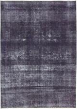 Designer Vintage Stone wash Used Look Perser Teppich Orientteppich 3,95 X 2,75