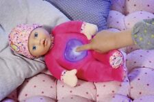 ZAPF CREATIONS BABY BORN FOR BABIES - NIGHTFRIENDS 30CM SOFT BABY DOLL