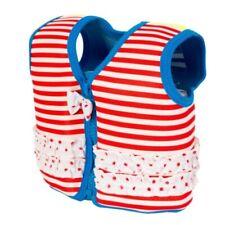 Konfidence schwimmweste Stripe junior neopren rot Größe 1,5-3 Jahre