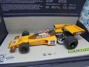 "Scalextric ""Legends"" C3833a Lotus 72 F1 Ian Scheckter #29   BNIB"