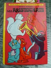 Idéal-Bibliothèque - Walt Disney - Les Aristochats - Hachette 1971