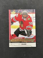 2017-18 UPPER DECK UPDATE JEFF GLASS ROOKIE YOUNG GUNS EXCLUSIVES #ed 68/100