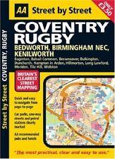 AA Street by Street Coventry: Midi (AA Street by Street), Very Good Books