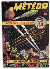 Météor n°7 – Artima – Décembre 1953 – BE