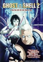 Ghost in the Shell 2: Innocence (DVD, 2004) from director Mamoru Oshii (G)