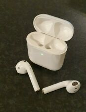 Apple AirPods 2nd Generation and Wireless Charging Case UK SELLER - FREE POSTAGE