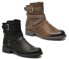 Clarks Cuban Ankle Boots for Women