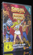 DVD SHE-RA - DIE KOMPLETTE SERIE - GESAMTBOX - HE-MAN - MASTERS OF THE UNIVERSE