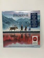 Frozen 2 Original Motion Picture Soundtrack Vinyl Target Exclusive IN-HAND