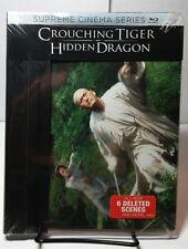 Crouching Tiger, Hidden Dragon (Blu-ray Disc+Hd Digital Code,2016)New-Free S&H