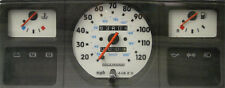 Lockwood Vauxhall Nova without Rev Counter SILVER (ST) Dial Kit 44B
