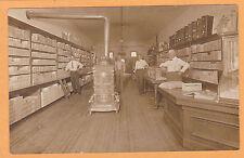 Real Photo Postcard RPPC - Salesmen Shoe Store - King City Missouri?