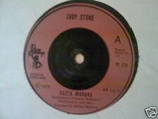 """JUDY STONE ~ Hasta Manana / Runaway ~ 7"""" Single 1976"""