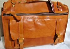 Foressence Julian Briefcase Colors Business Case NEW with tags