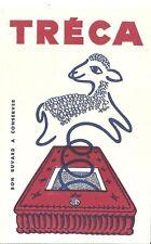 Buvard Tréca matelas mouton laine