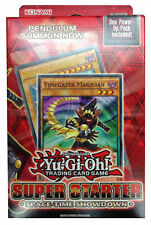YU-GI-OH SPACE TIME SHOWDOWN 2014 SUPER STARTER DECK -BRAND NEW +SEALED - 1 DECK