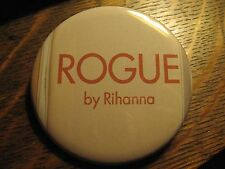 Rogue By Rihanna Perfume Logo Fragrance Advertisement Pocket Lipstick Mirror