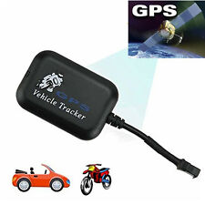 Mini GPS GPRS GSM Tracker For Vehicle/Motorcycle Tracking Device Spy Realtime