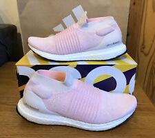 Adidas Women's UltraBoost Laceless UK8 (B7586) US9.5 New Genuine