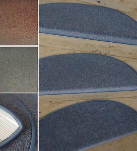 Mitex Metal Bracket Stair Matt Staircase Bali Premium Frizzy Velour Mottled