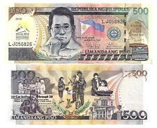 PHILIPPINEN PHILIPPINES 500 PISO 2012 COMMEMORATIVE UNC P 214A