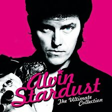 ALVIN STARDUST - THE ULTIMATE COLLECTION: CD ALBUM (Friday July 17th, 2015)