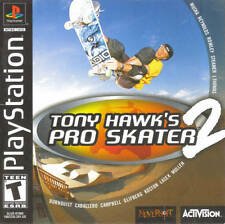 Tony Hawk 2 - PS1 Playstation Complete Game