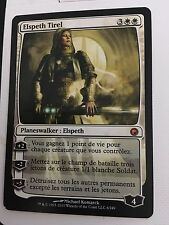 MTG MAGIC SCARS OF MIRRODIN ELSPETH TIREL (FRENCH ELSPETH TIREL) NM