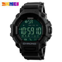 Android Watches Smartwatch Reminder SMS Calories App Ios SKMEI Watch For Men