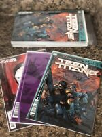 Future State Teen Titans Lot Of 3 1st App. Red X 2nd Nguyen Variant Dc Comics