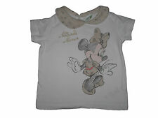 Disney Baby Girls' T-Shirts and Tops 0-24 Months