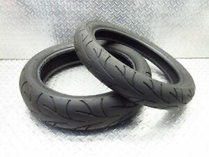 Continental ContiGO 150/70-18 110/80-18 150 70 110 80 18 Front Rear Tire Set