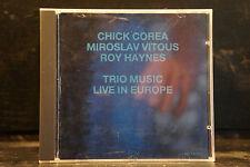 Chick Corea - Trio Music, Live In Europe