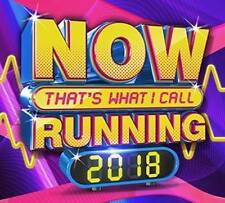 NOW That's What I Call Running 2018 - Various Artists (NEW 3CD)