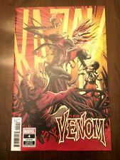 VENOM #4 2nd Print Stegman Variant ORIGIN OF KNULL!!