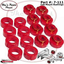 Prothane 7-111 Cab/Body & Radiator Support Bushings 81-91 C/K Crew Cab 2/4WD