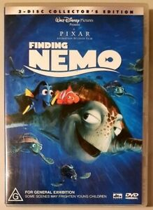 Finding Nemo - 2 Disc Collector's Edition (DVD) Disney Pixar (Aus Region 4 PAL)