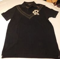 Polo Ralph Lauren Short Sleeve Polo Shirt XXL Classic Fit 944001 Boathouse Black