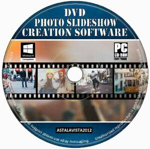 Photo DVD Slideshow - DVD Slideshow Creation Software + New Video & Image Editor