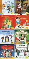 Pixi-Weihnachts-Box 34: ABC, Pixi lief im Schnee (8x8 Exemplare) (Taschenbuch)